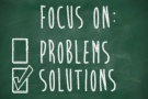 focus on solutions concept